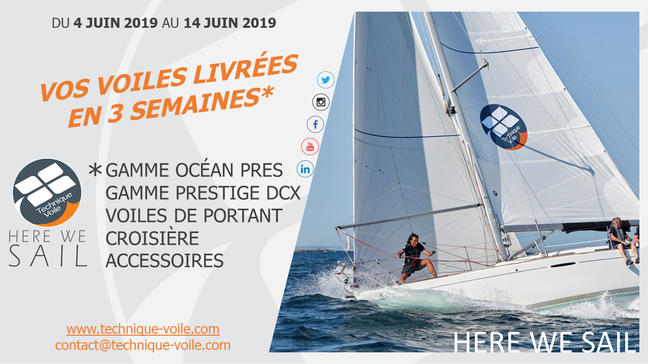 AFFICHE voiles 3 semaines